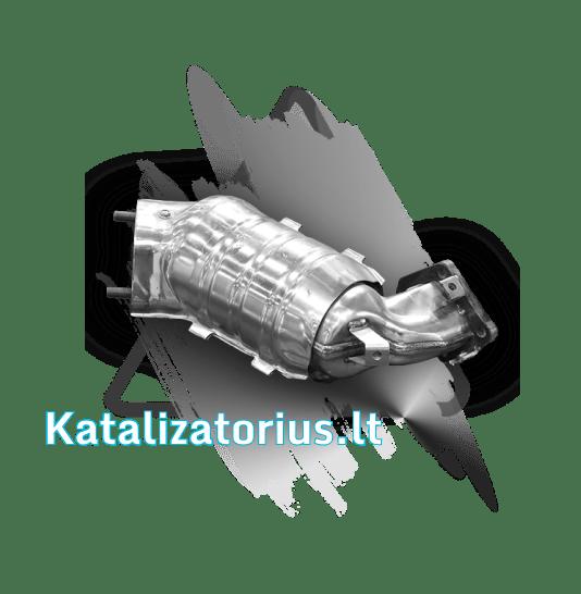 Chrysler katalizatoriai